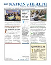 The Nation's Health: 46 (5)