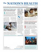 The Nation's Health: 46 (6)