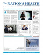 The Nation's Health: 47 (10)