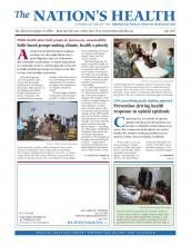 The Nation's Health: 47 (5)
