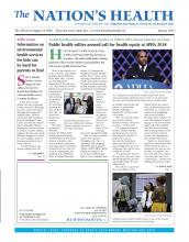 The Nation's Health: 48 (10)