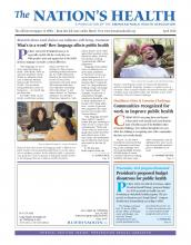 The Nation's Health: 48 (2)