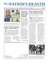 The Nation's Health: 48 (5)