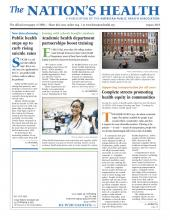 The Nation's Health: 48 (6)