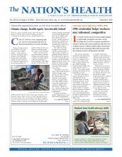 The Nation's Health: 48 (7)