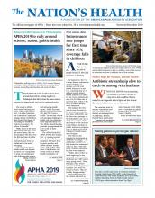 The Nation's Health: 49 (9)