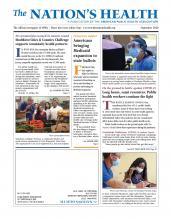 The Nation's Health: 50 (7)