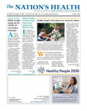 The Nation's Health: 50 (8)