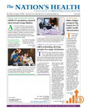 The Nation's Health: 51 (4)