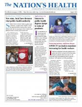The Nation's Health: 51 (6)